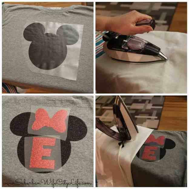 Diy Family Disney Shirts With Cricut Suburban Wife