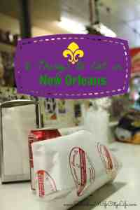 6 Things to Eat in New Orleans