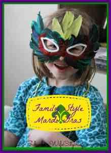 Family Style Mardi Gras