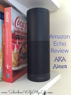 Welcome to the family Alexa #AmazonEcho
