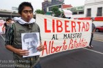 """Carta del Hogar-Refugio para personas migrantes """"La 72″ al Profesor Alberto Patishtán"""