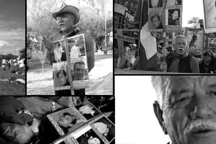 Nepomuceno Moreno, reflejo de la represión sistemática contra movimientos sociales
