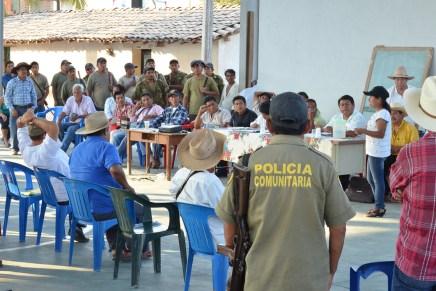 Pueblos fundadores de CRAC-PC: 18 años de lucha, uno de reconstrucción