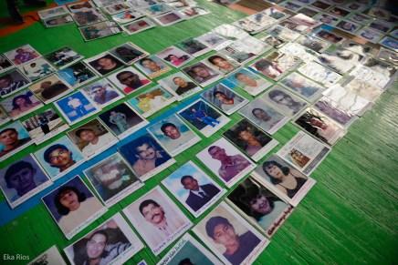 «Una madre nunca se cansa de buscar» a su hijo desaparecido