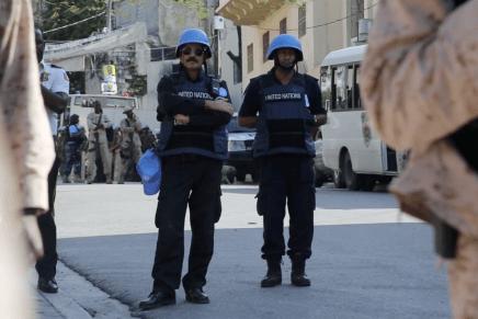 La MINUSTAH: ¿fuerza de paz o de ocupación?