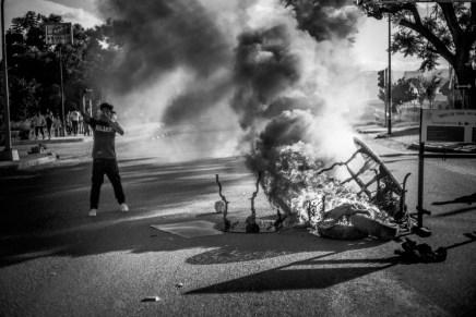 En memoria de Salvador Olmos, asesinado por la policía en Oaxaca