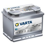 Varta Start-Stop Plus - beste Autoradio S-S