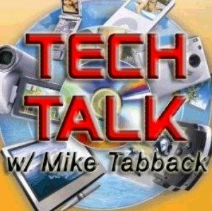 kazm tech talk logo