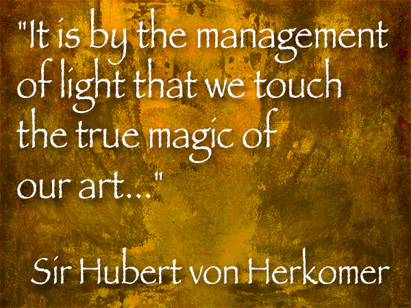 herkomer photo quote
