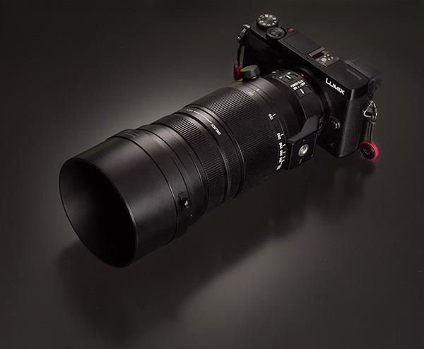 gx85 camera 100-400mm lens