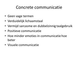 communicatie-tips