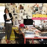 Decor // Jenna Lyons- Office of Style