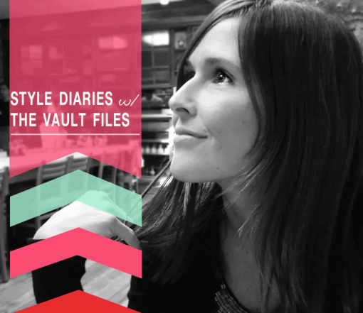 style diaries with the vault files