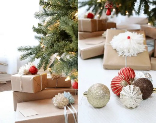 holiday decor inspiration with the Martha Stewart collection