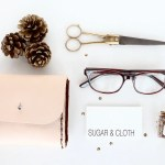 DIY // Leather Pouch