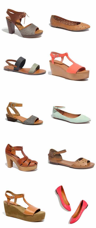 madewell shoe heaven