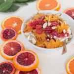 Morning Citrus Yogurt Bowl