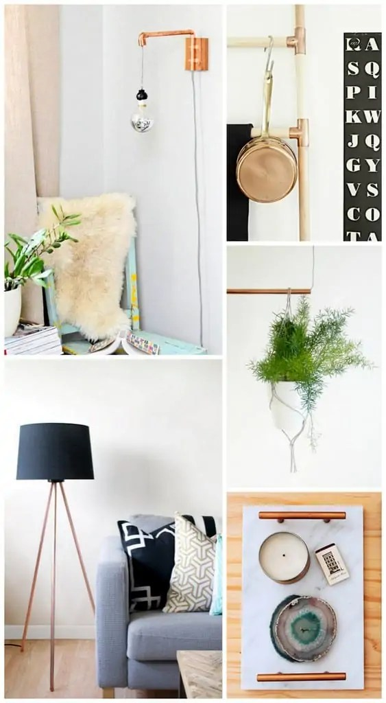 ten genius DIY projects to make with copper