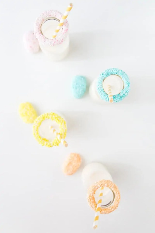 speckled easter eggs-100