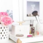 DIY Vanity Tray