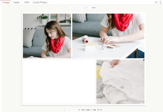 how to make simple photo collages for blog posts | sugarandcloth.com