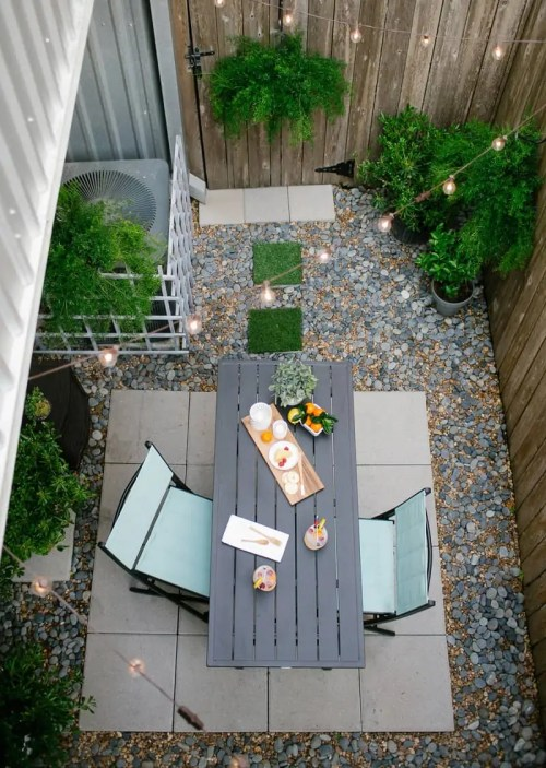 Medium Of Diy Backyard Makeover