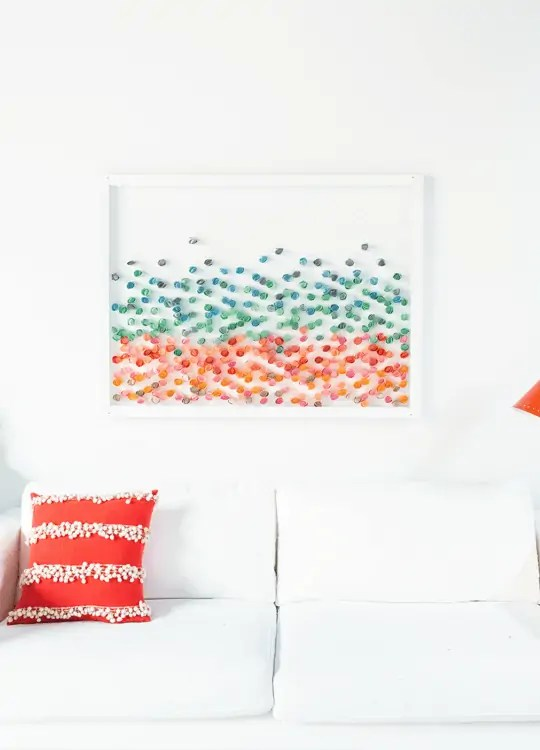 Diy Wall Art Paper : Diy paper wall art