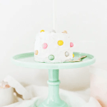 DIY Pom pom cake (and intern/assistant advice!)