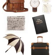 a gift guide for the traveler | sugarandcloth.com