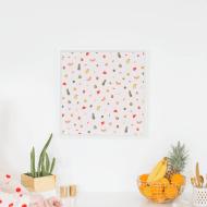 DIY printable fruit wall art   sugar & cloth