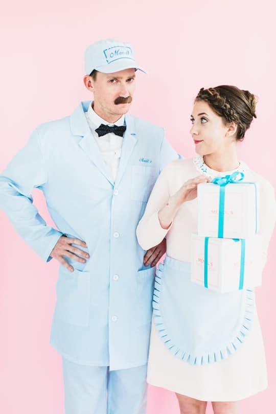 The Grand Budapest Hotel Couples Costume | Sugar & Cloth