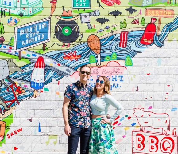ashley rose and jared smith for sugar and cloth - austin, texas