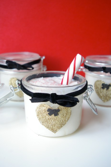 DIY sugar scrub gift how to recipe
