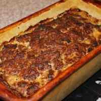 Basic Low Carb Meatloaf