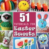 51 Easter Sweets Made Simple with Tutorials and Recipes