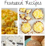Weekend Recipe Link Up Party featured recipes 92
