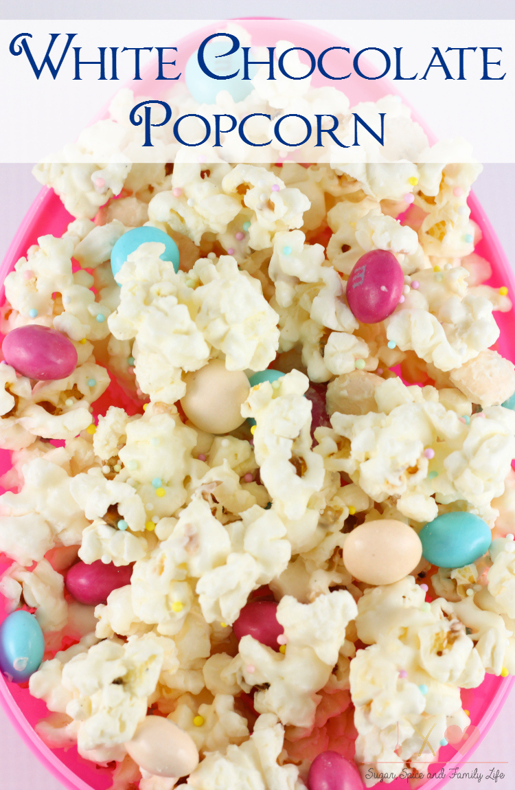 Sugar And Spice Popcorn Recipe — Dishmaps