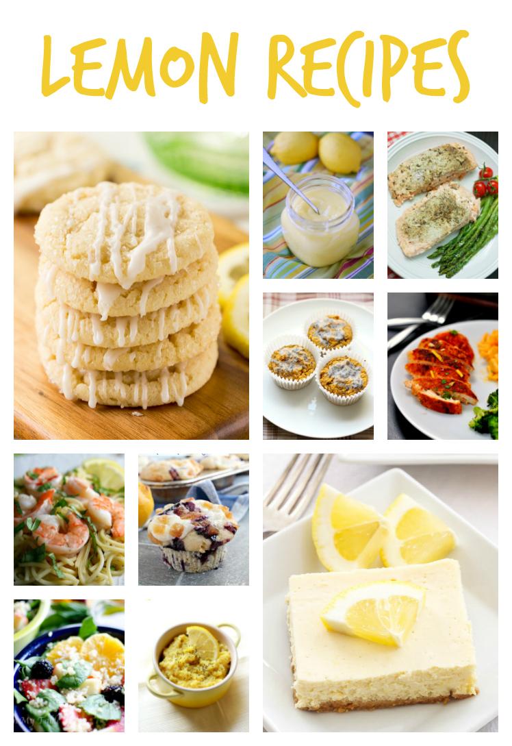 Lemon Recipes
