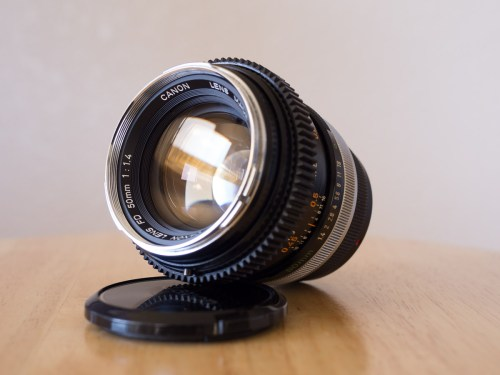Medium Of Nikon To Canon Lens Adapter