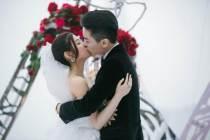 チェン・シャオ_ミシェル・チェン_結婚式