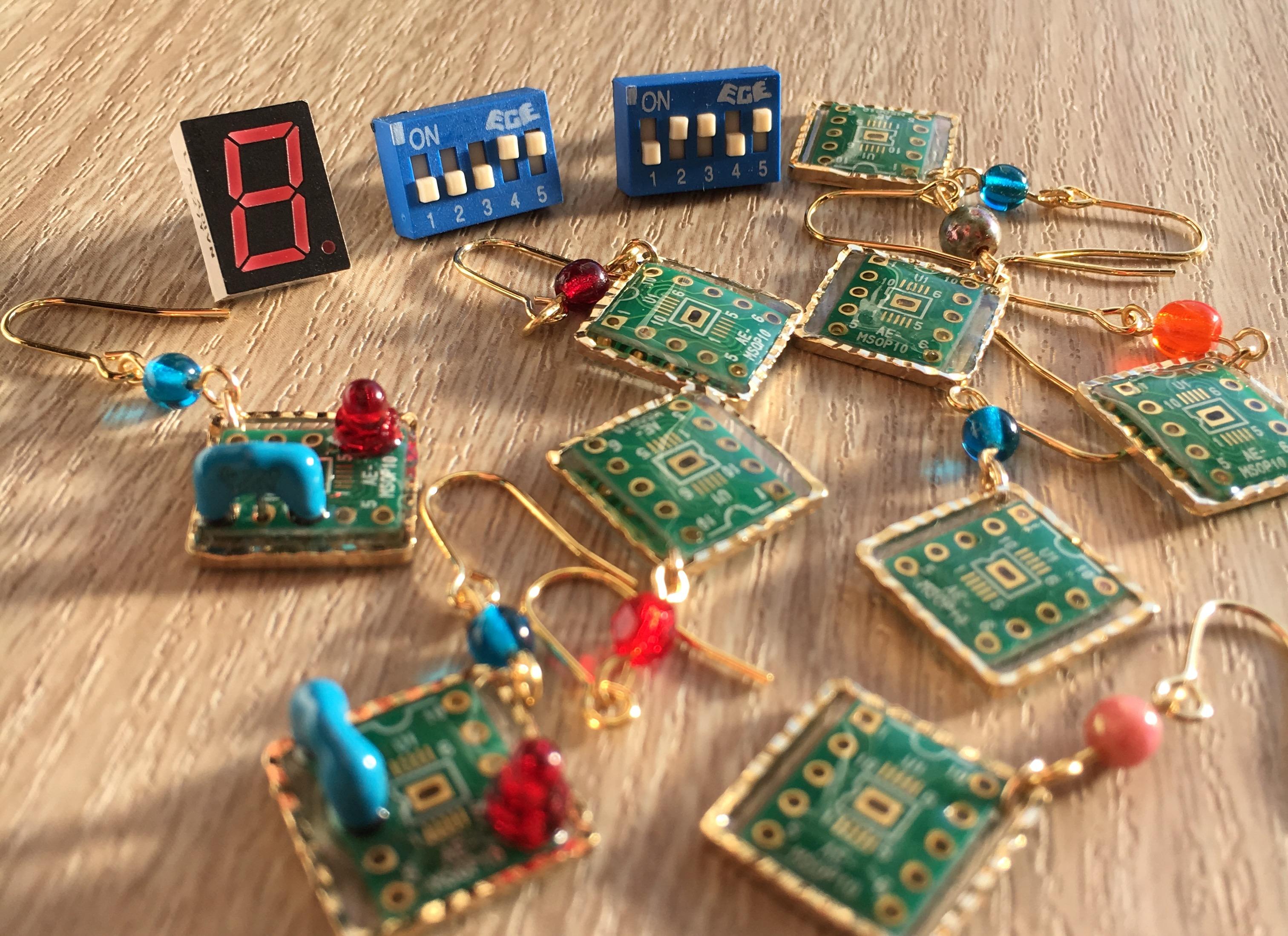 【第1回】電子部品アクセサリー「すいラボ」オープンプロジェクト