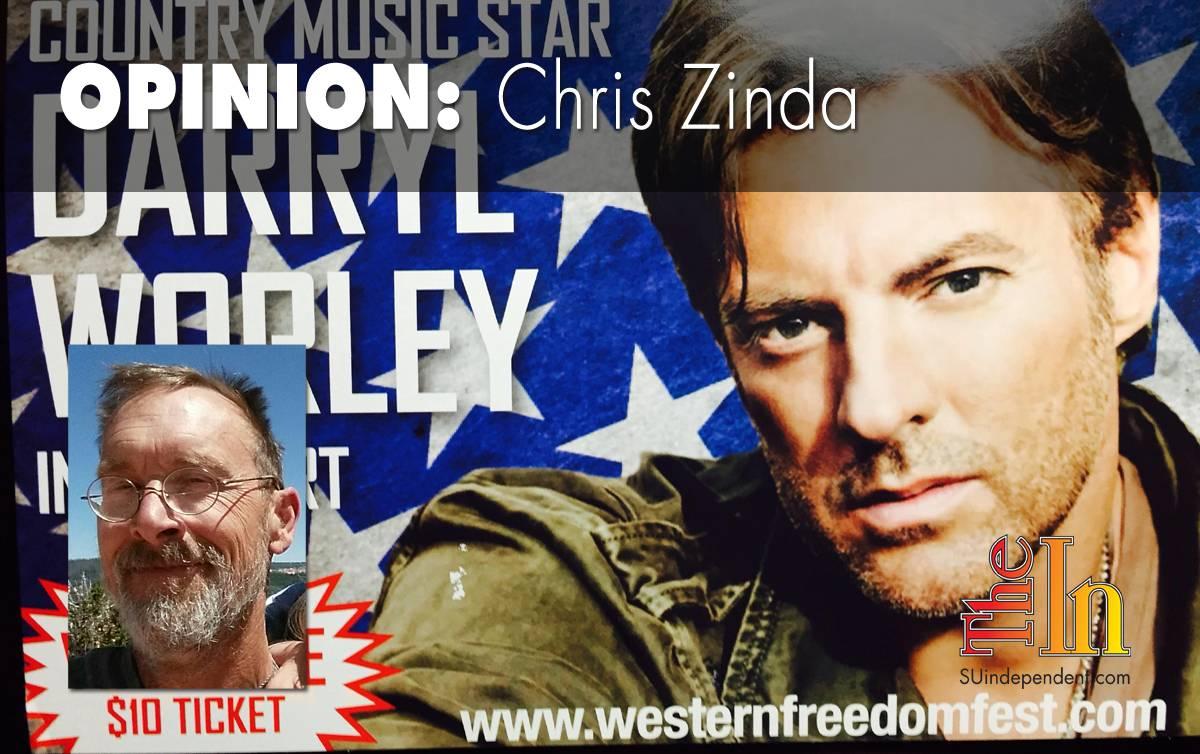 2016 Western Freedom Festival