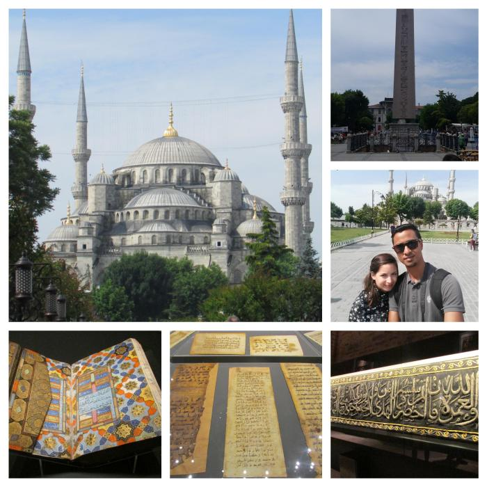 Blue Mosque and Museum of Islamic Art, Istanbul