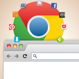How to get New Email notification on Google Chrome