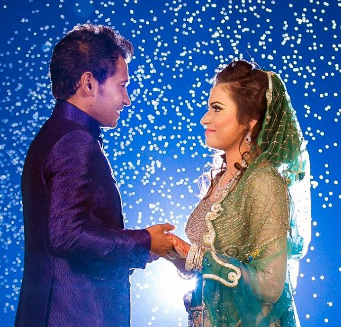 Mushfiqur Rahim & Jannatul Kefayat Mondy Marriage/Wedding Photos