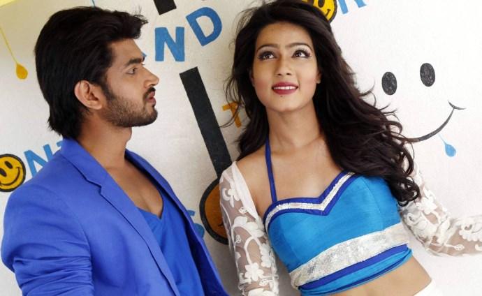 Agnee 2 Mahiya Mahi & Om Bangla Movie
