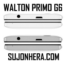 Walton Primo G6 Android Phone Full Specifications & Price