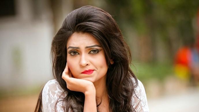 Ishika Bangladeshi Model Actress HD Photo Wallpaper