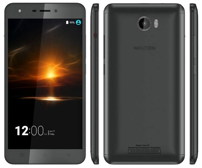 Walton Primo NH Android Phone Full Specifications & Price