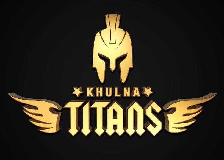 Khulna Titans Logo for BPL T20 2016